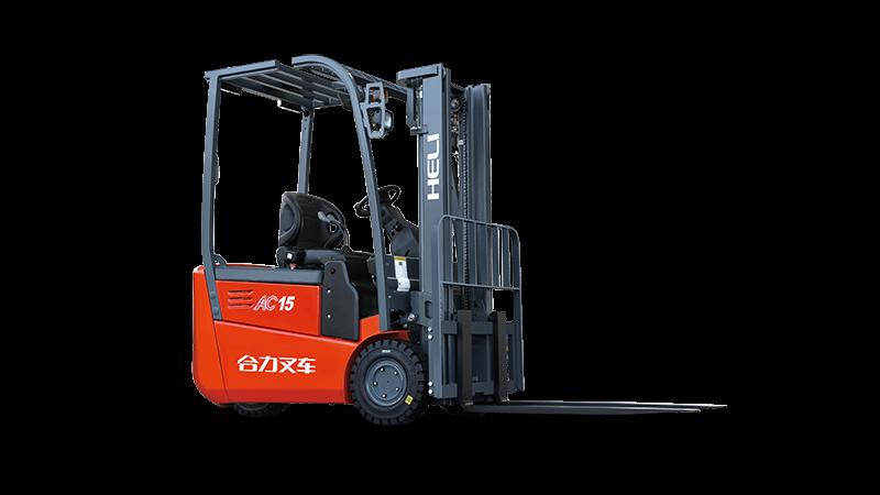 G系列1.25-1.5吨后驱三支点蓄电池平衡重式叉车