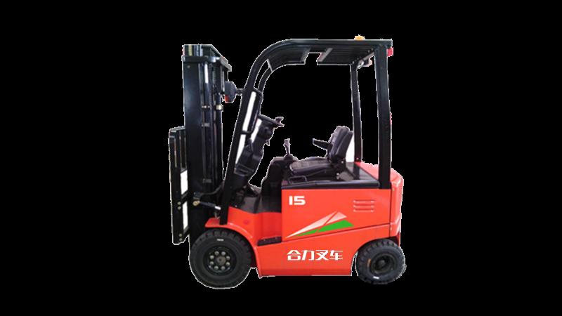 G系列1-1.8吨交流蓄电池平衡重式叉车