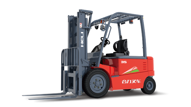 G系列3-3.5吨交流蓄电池平衡重式叉车