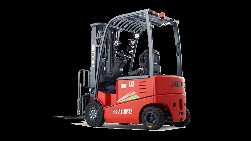G系列 1-1.8吨锂电池平衡重式叉车